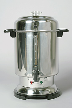 514ce84b25d Coffee Percolator, Stainless, 60 Cup ...