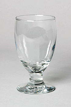 water goblet 10 oz