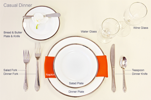 Table Setting table setting tips